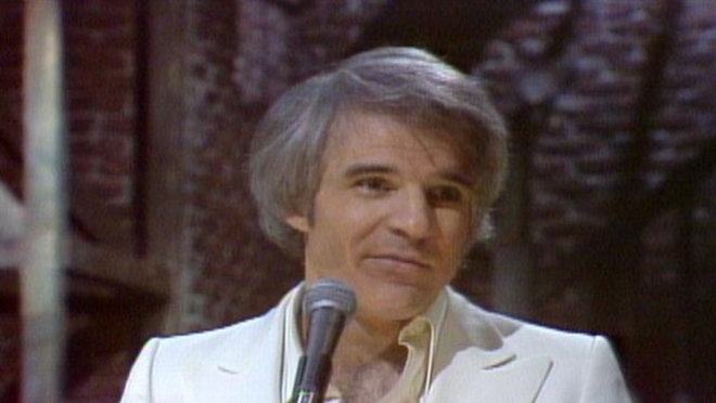 Saturday Night Live: Steve Martin [2]