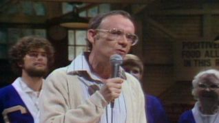 Saturday Night Live: Buck Henry [5]