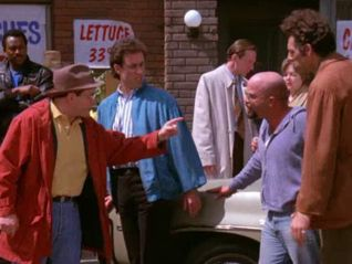 Seinfeld: The Parking Space