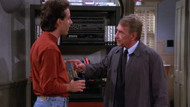 Seinfeld: The Library