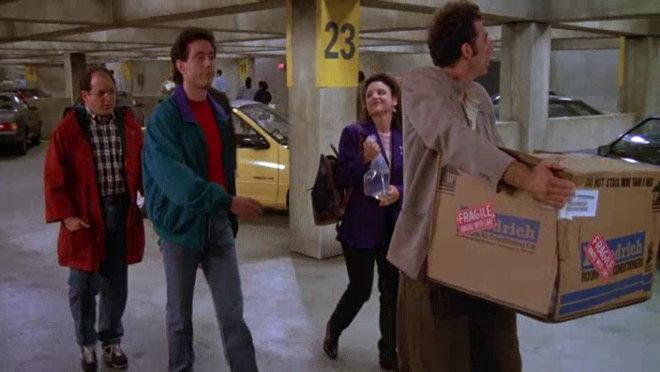 Seinfeld: The Parking Garage