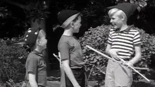 Dennis the Menace: Dennis Plays Robin Hood