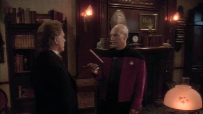 Star Trek: The Next Generation: Ship in a Bottle
