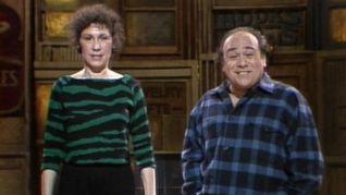 Saturday Night Live: Danny DeVito and Rhea Perlman