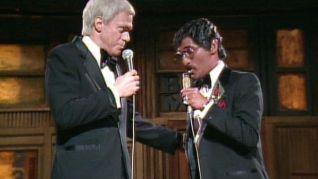 Saturday Night Live: Billy Crystal, Ed Koch, Edwin Newman, Father Guido Sarducci,Betty Thomas