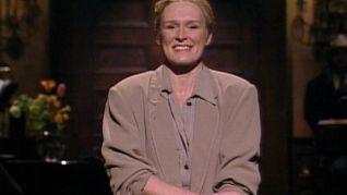 Saturday Night Live: Glenn Close [1]