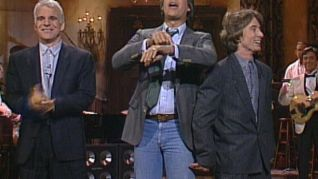 Saturday Night Live: Chevy Chase, Steve Martin and Martin Short