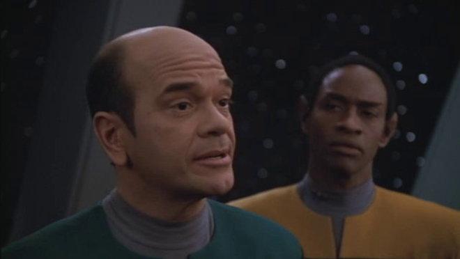 Star Trek: Voyager: Hope & Fear