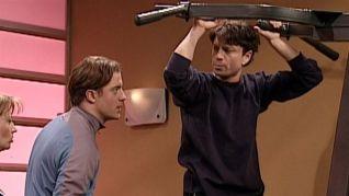 Saturday Night Live: Brendan Fraser [2]
