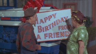 Green Acres: Never Look a Gift Tractor in the Mouth
