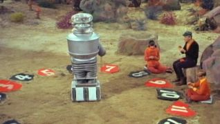 Lost in Space: Treasure of the Lost Planet
