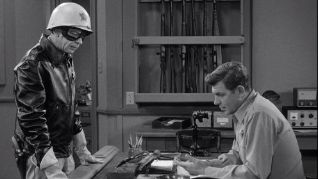 The Andy Griffith Show: Barney's Side Car