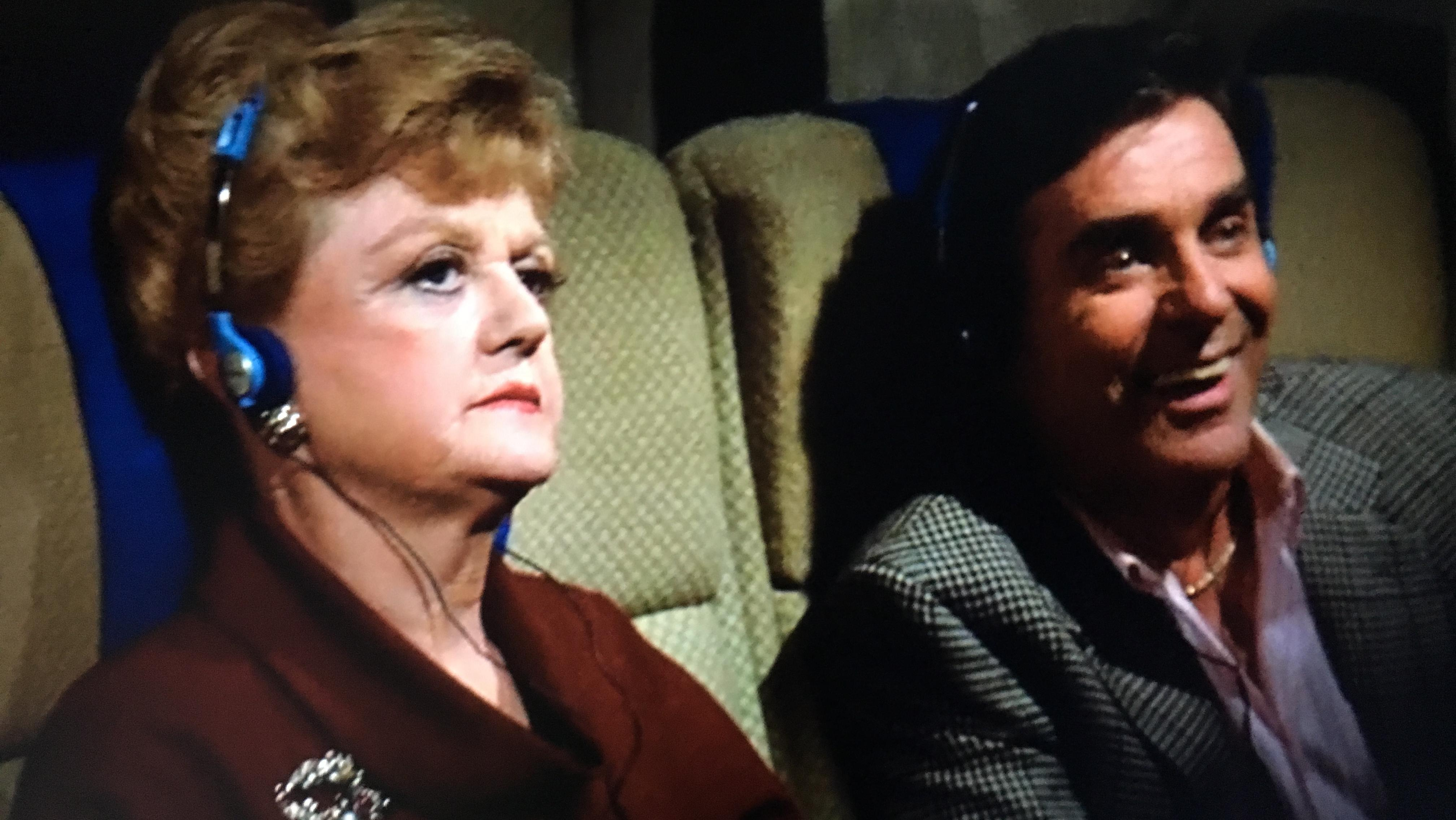 Murder, She Wrote: The Corpse Flew First Class