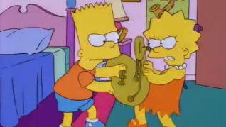 The Simpsons: Lisa's Sax