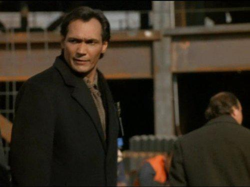 NYPD Blue: Tom and Geri