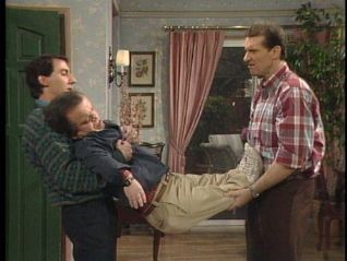 Married... With Children: The Harder They Fall