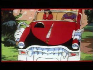 Cadillacs and Dinosaurs: Dino Drive