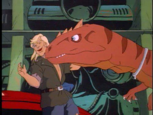 Cadillacs and Dinosaurs: Duel