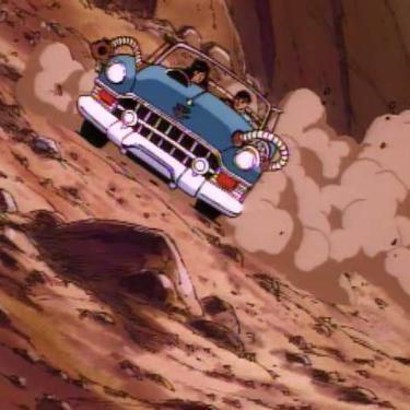 Cadillacs and Dinosaurs: Survival
