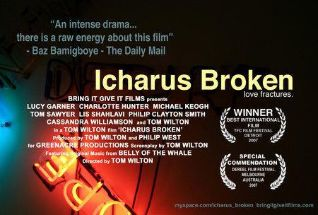 Icharus Broken