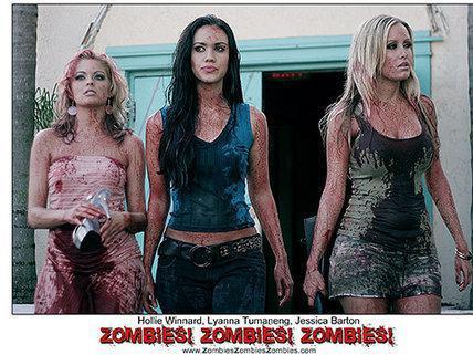Zombies Zombies Zombies - Strippers vs. Zombies