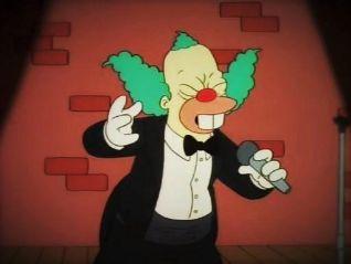 The Simpsons: The Last Temptation of Krust