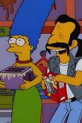 The Simpsons: Take My Wife, Sleaze