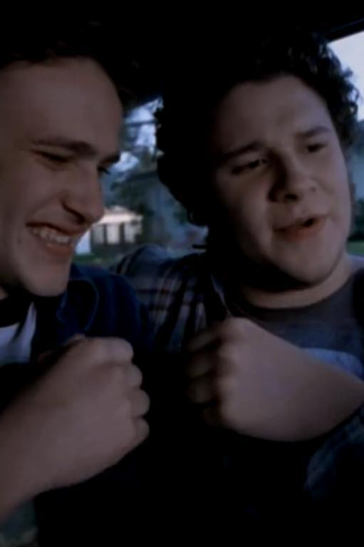 Freaks and Geeks: Looks and Books