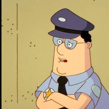 Dilbert: The Security Guard