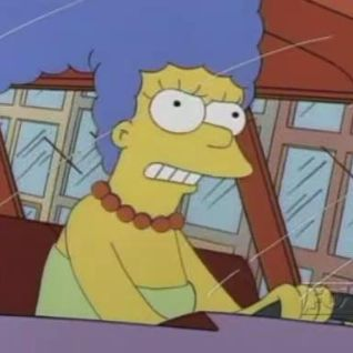 The Simpsons: It's a Mad, Mad, Mad, Mad Marge