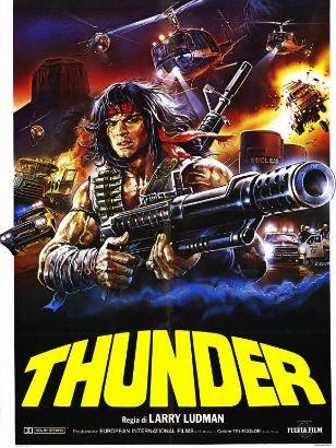 Thunder Warrior