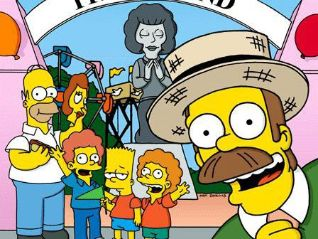 The Simpsons: I'm Goin' to Praiseland
