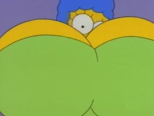 The Simpsons: Large Marge