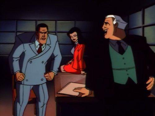 Batman: The Animated Series: Two-Face, Part 2