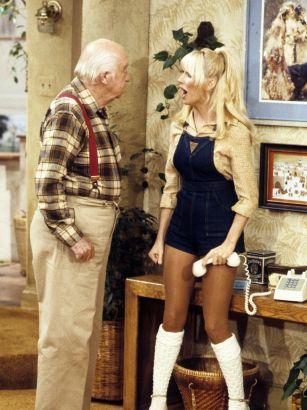 Three's Company: Old Folks at Home