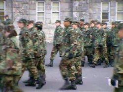 Surviving West Point: Women Warriors