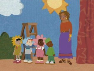 Little Bill: The Stage Trick