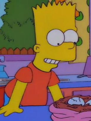 The Simpsons: Bart the Mother