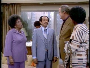 The Jeffersons: Half a Brother