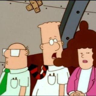 Dilbert: Elbonian Trip