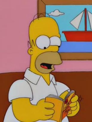 The Simpsons: Homer to the Max