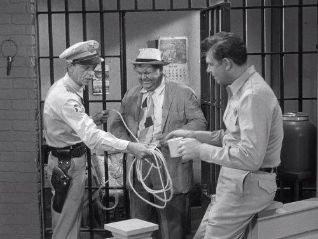 The Andy Griffith Show: The Haunted House