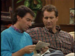 Married... With Children: Born to Walk