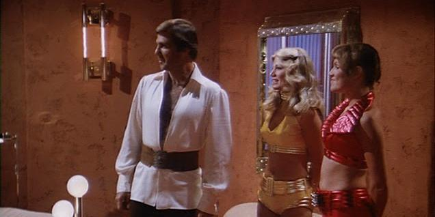 Buck Rogers in the 25th Century: Planet of the Amazon Women