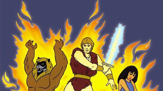 Thundarr the Barbarian [Animated Series]