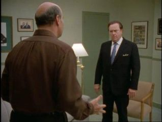 The Larry Sanders Show: My Name Is Asher Kingsley
