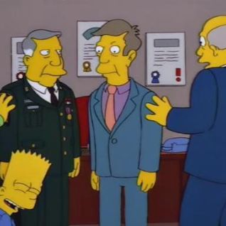 The Simpsons: The Principal and the Pauper