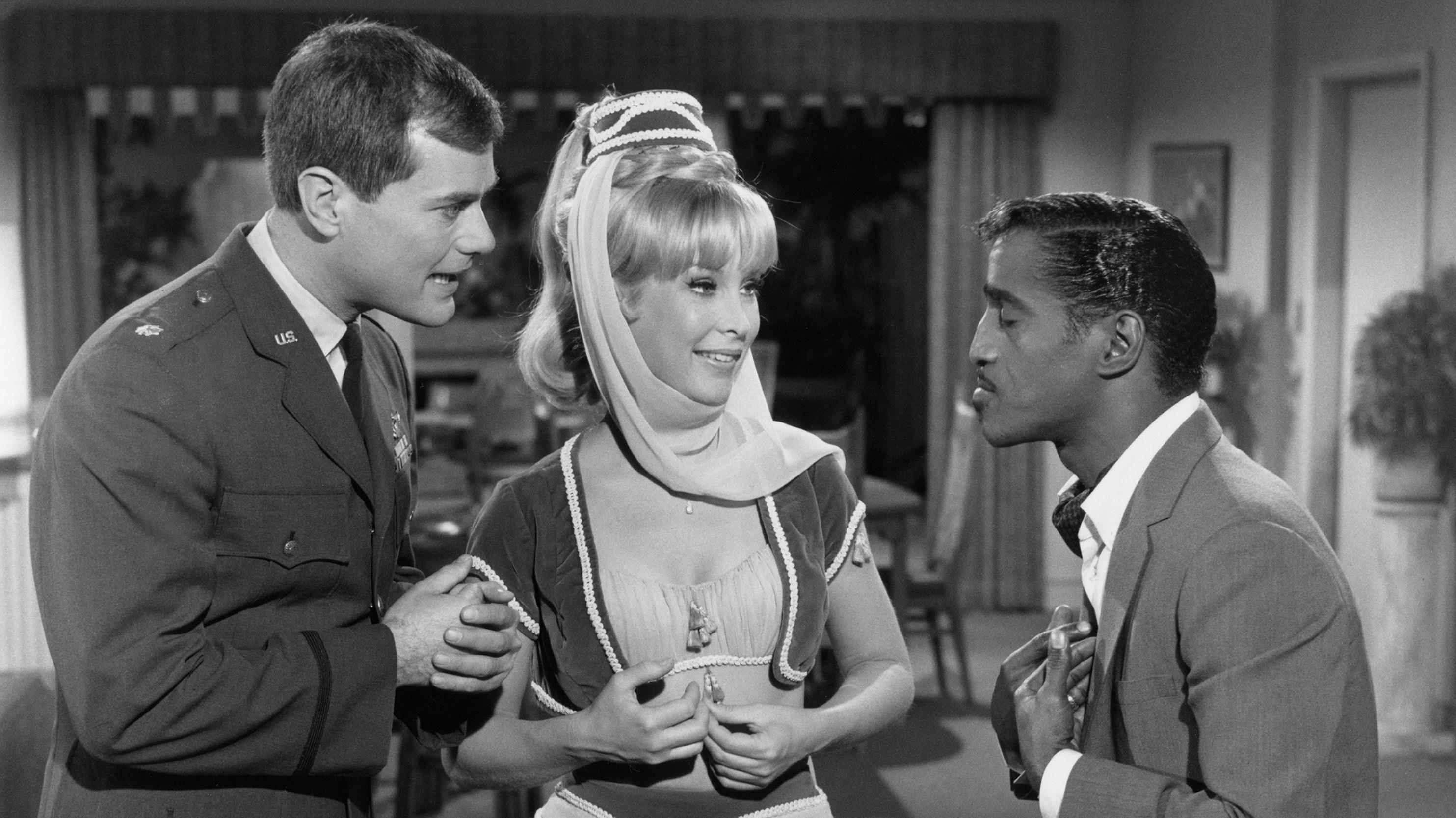 I Dream of Jeannie: The Greatest Entertainer in the World