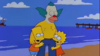 The Simpsons: Bart the Fink