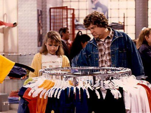 Roseanne: Fathers and Daughters